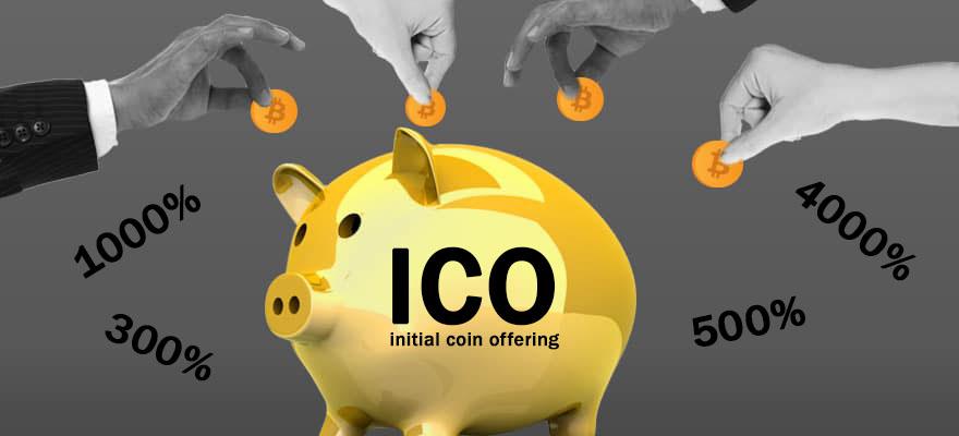 Начинаю изучать ICO (Initial Coin Offering)